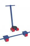 X4+Y4 4+(2+2т.) 8 тонн.Роликовая система для перемещения тяжелых грузов