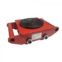 транспортно роликовая тележка с поворотным диском LL-P