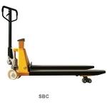 SBC 2500.Гидравлическая тележка с весами 2500 кг, 1150x550