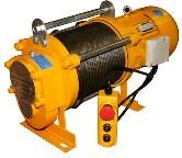 Лебедка электрическая KDJ-500E1 (100м)