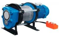 Лебедка электрическая KCD 300/600 70м/35м U=220В