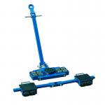 ХY16тонн,8т+(4т+4т) Роликовая система для перемещения тяжелых грузов