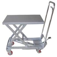 Передвижной подъемный стол из алюминия BS.