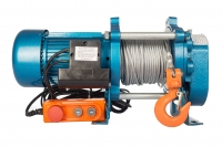 Лебедка электрическая KCD 300/600 30м/15м U=380В