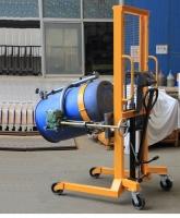 DA400AB-1.Штабелер для бочек с функцией весового контроля