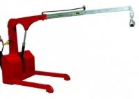 Кран гидравлический IND 2000 E