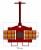HS-12A.Управляемая такелажная платформа,роликовая