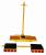 XY32тонны,16т+(8т+8т) Роликовая система для перемещения тяжелых грузов